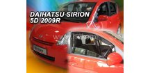Ofuky oken Daihatsu Sirion 1998-2002