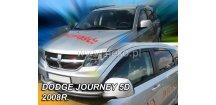 Ofuky oken Dodge Nitro 2007-2018 (+zadní)