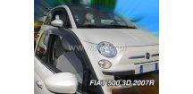 Ofuky oken Fiat 500 3-dvéř. 2007-2018