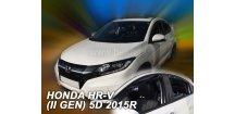 Ofuky oken Honda HR-V II 2015-2018 (+zadní)