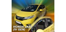 Ofuky oken Honda Jazz 2014-2018 (+zadní)