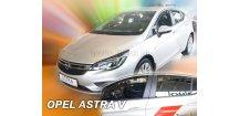 Ofuky oken Opel Astra K 2015-2018 (+zadní) htb