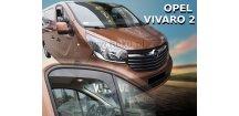 Ofuky oken Opel Vivaro B 2014-2018 OPK (krátké)