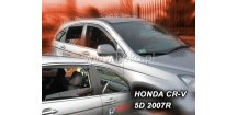 Ofuky oken Honda CR-V 2006-2011 (+zadní)