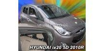 Ofuky oken Hyundai ix20 2010-2017 (+zadní)