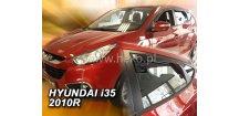 Ofuky oken Hyundai ix35 2010-2015 (+zadní)