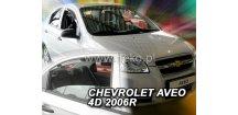Ofuky oken Chevrolet Aveo 2007-2011 (+zadní) Sedan