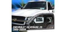 Ofuky oken Chevrolet Silverado 2D 2000-2005