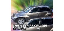 Ofuky oken Chrysler PT Cruiser 2000-2010 (+zadní)