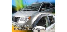 Ofuky oken Chrysler Grand Voyager 2007-2016 (+zadní)