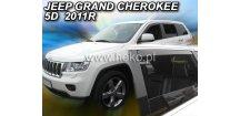 Ofuky oken Jeep Grand Cherokee IV 2010-2018 (+zadní)