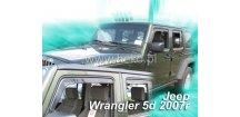 Ofuky oken Jeep Wrangler III 2007-2018