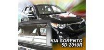 Ofuky oken KIA Sorento II 2009-2015 (+zadní)