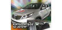 Ofuky oken KIA Sportage III 2010-2015 (+zadní)