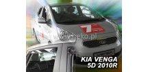 Ofuky oken KIA Venga 2010-2018 (+zadní)