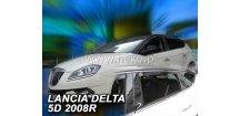 Ofuky oken Lancia Delta 2008-2014 (+zadní)
