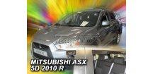 Ofuky oken Mitsubishi ASX 2010-2018 (+zadní)