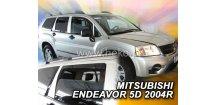 Ofuky oken Mitsubishi Endeavor 2003-2011 (+zadní)