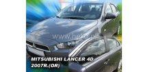 Ofuky oken Mitsubishi Lancer 2007-2017 (+zadní)