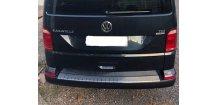 Kryt prahu pátých dveří VW T6 Multivan 2015-2018 sklápěcí dv. • nerez