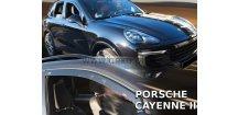 Ofuky oken Porsche Cayenne II 2010-2017