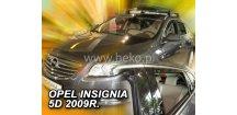 Ofuky oken Opel Insignia 2008-2017 (+zadní) Combi