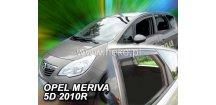 Ofuky oken Opel Meriva B 2010-2018 (+zadní)