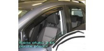 Ofuky oken Peugeot 206 3-dvéř. 1998-2008