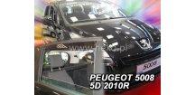 Ofuky oken Peugeot 5008 2009-2017 (+zadní)