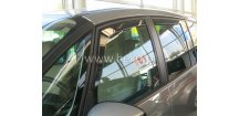 Ofuky oken Renault Espace IV 2003-2014 (+zadní)