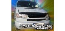 Zimní clona VW T4 Transporter 1990-1999 (šikmá světla)