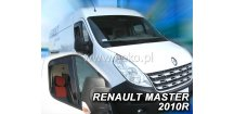 Ofuky oken Renault Master 2010-2018