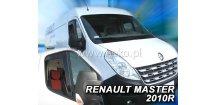 Ofuky oken Renault Master 2010-2018