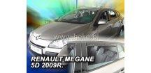 Ofuky oken Renault Megane III 2009-2016 (+zadní) Grandtour