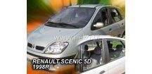 Ofuky oken Renault Scenic I 1999-2003 (+zadní)
