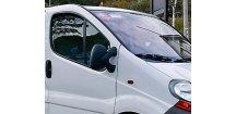 Ofuky oken Renault Trafic 2001-2014