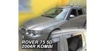 Ofuky oken Rover 75 1999-2005 (+zadní)