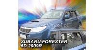 Ofuky oken Subaru Forester SH 2008-2013 (+zadní)