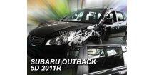 Ofuky oken Subaru Outback IV 2010-2014 (+zadní)