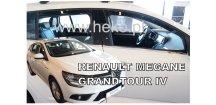 Ofuky oken Renault Megane IV 2016-2018 (+zadní) Grandtour
