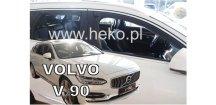 Ofuky oken Volvo V90 2016-2018 (+zadní)