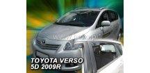 Ofuky oken Toyota Verso 2009-2018 (+zadní)