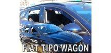 Ofuky oken Fiat Tipo 2016-2018 (+zadní) Combi