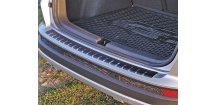 Kryt prahu pátých dveří Seat Ateca 2016-2018 • nerez s karbonem