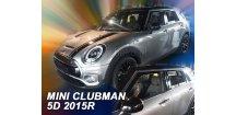 Ofuky oken Mini Clubman F54 2015-2018 (+zadní)