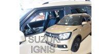 Ofuky oken Suzuki Ignis II 2016-2018 (+zadní)