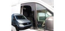 Ofuky oken VW Crafter II 2017-