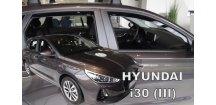 Ofuky oken Hyundai i30 III 2017- (+zadní) htb