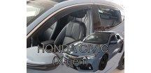 Ofuky oken Honda Civic X 2017- (+zadní) htb