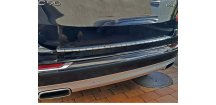 Kryt prahu pátých dveří Volvo XC90 II 2015-2018 • nerez